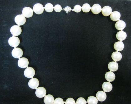 pearl & bead restringing